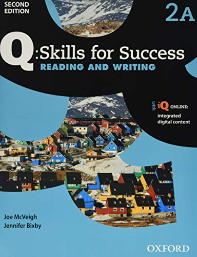 9780194818742: Q: Skills for Success Reading and Writing: Level 2 Student Book A