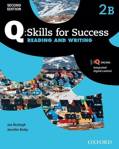 9780194818766: Q: Skills for Success Reading and Writing: Level 2 Student Book B