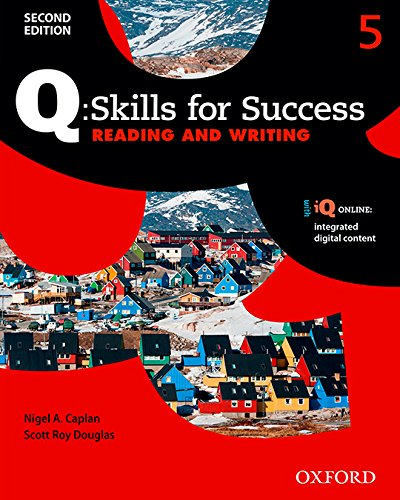 9780194819503: Q: Skills for Success Reading and Writing 2E Level 5 Student Book
