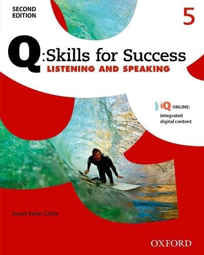 Q SKILLS FOR SUCCESS L&S SB LEVEL 5