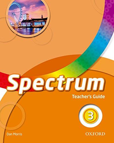 9780194820424: Spectrum 3 Teacher's Book + Teacher's Resource CD Pack