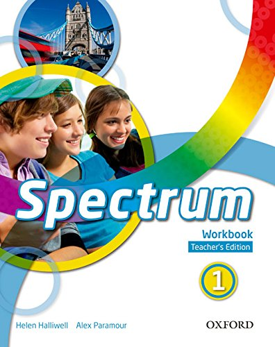 9780194820448: Spectrum 1 Workbook Teach Edition (Perspectives) - 9780194820448