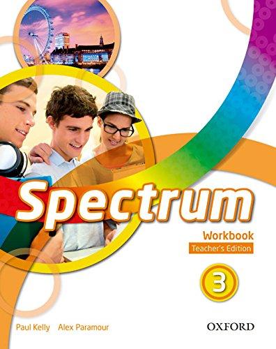 9780194820462: Spectrum 3 Workbook Teach Edition (Perspectives)