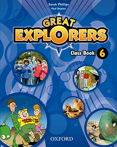 9780194820509: Great Explorers 6. Class Book Pack Revised Edition
