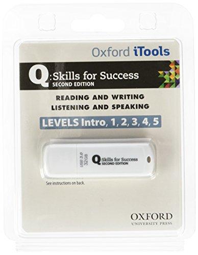 9780194820608: Q Skills for Success: iTools USB (all levels)
