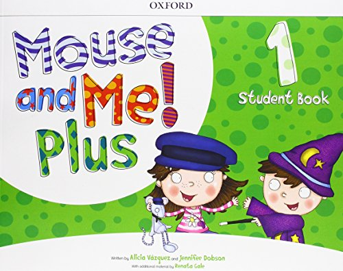 MOUSE & ME PLUS 1 STUDENTS BOOK PACK