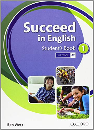 9780194844000: Succeed In English 1: Student's Book