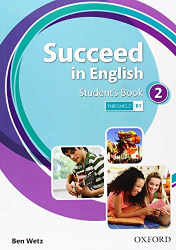 9780194844017: Succeed In English 2: Student's Book - 9780194844017