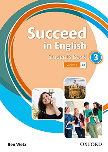 9780194844024: (13) ESO3 SUCCEED IN ENGLISH 3 ST