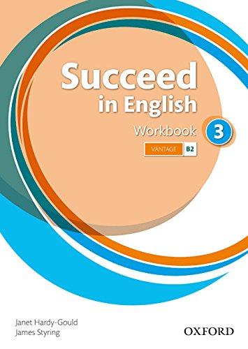 9780194844055: Succeed in English 3. Workbook