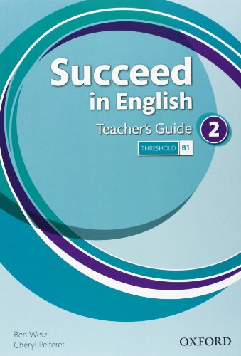 9780194844079: Succeed In English 2: Teacher's Book