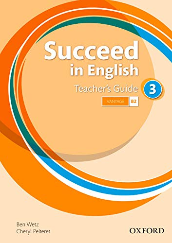 9780194844086: Succeed In English 3: Teacher's Book