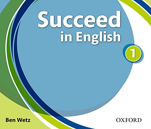9780194844123: Succeed In English 1: Class CD