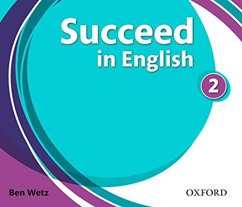 9780194844161: SUCCEED IN ENGLISH 2 CL CD