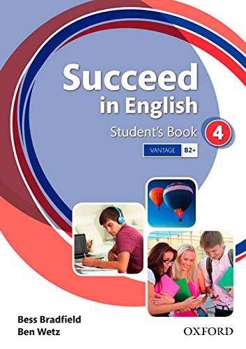 9780194844277: Succeed In English 4: Student's Book - 9780194844277