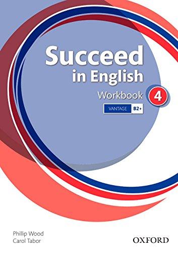 9780194844284: Succeed In English 4: Workbook - 9780194844284