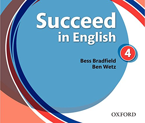 9780194844314: Succeed In English 4: Class CD (4)