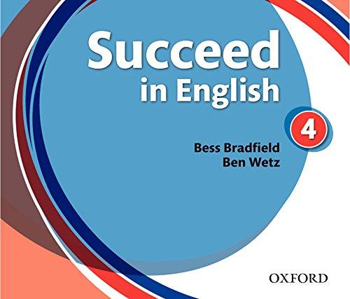 9780194844314: Succeed In English 4: Class CD (4)
