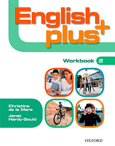 9780194847674: ENGLISH PLUS 2 WB (P.VASCO)