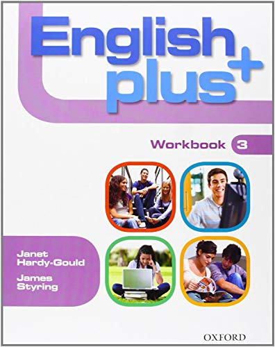 9780194847797: ENGLISH PLUS 3ê ESO W.B (SPANISH PK)OXFO