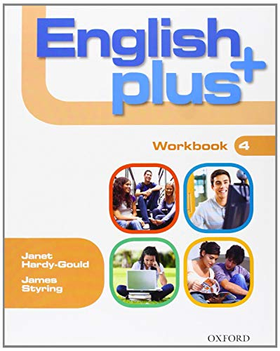 9780194847827: English Plus 4 Workbook Spanish Pack - 9780194847827