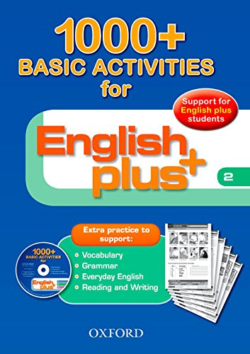 9780194847858: English Plus 2: Basic Activities 1000+