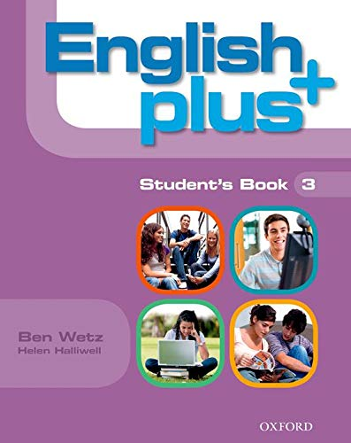 9780194848299: English Plus 3: Student's Book (ES) - 9780194848299