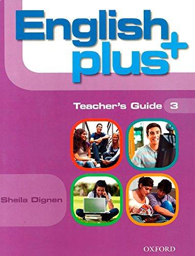 9780194848350: English Plus 3: Teacher's Guide (English) (Es)