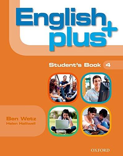9780194848411: English Plus 4: Student's Book (ES)