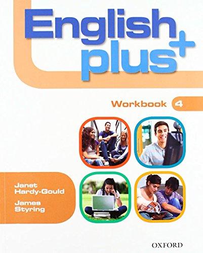 9780194848428: English plus 4 wb (spanish) (es)