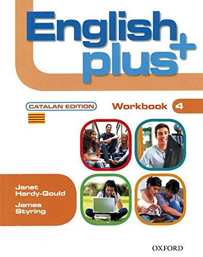 9780194848435: English plus 4 wb (catalan) (es)