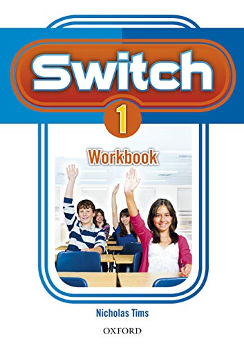 9780194848763: Switch 1. Workbook - 9780194848763