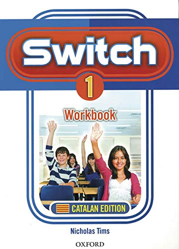 9780194848770: Switch 1: Work Book catal�n