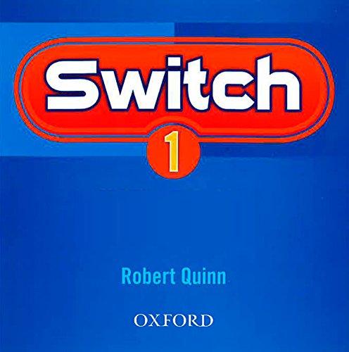 9780194848879: Switch 1: Class CD