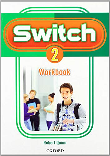 9780194848916: Switch 2: Workbook Spanish - 9780194848916