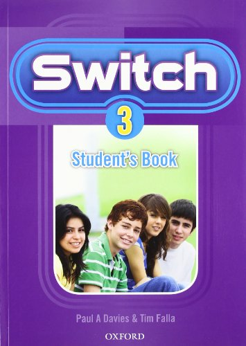 9780194849050: Switch 3: Student's Book - 9780194849050