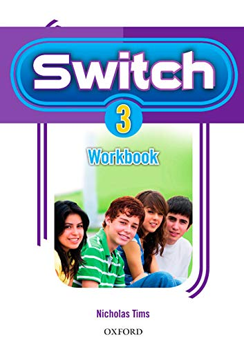 9780194849067: Switch 3: Workbook Spanish - 9780194849067