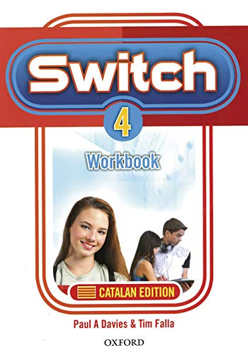 9780194849227: Switch 4: Workbook Catalán - 9780194849227