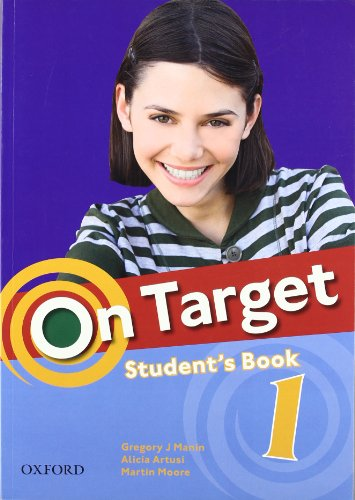9780194850001: On Target 1: Student's Book (Es)