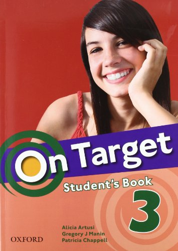 9780194850025: On Target 3: Student's Book (Es)