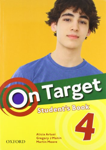 9780194850032: On Target 4 Student's Book