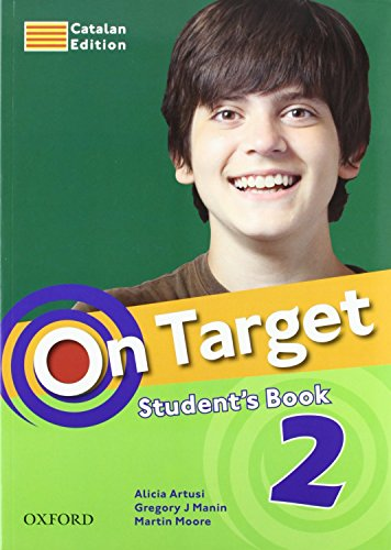 9780194850056: On Target 2: Student's Book (Cat)