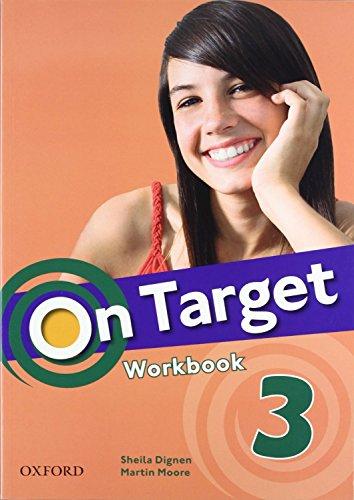 9780194850100: On Target 3: Workbook (Es)