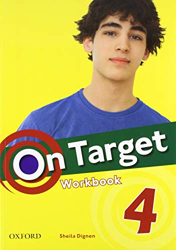 9780194850117: On Target 4 Workbook