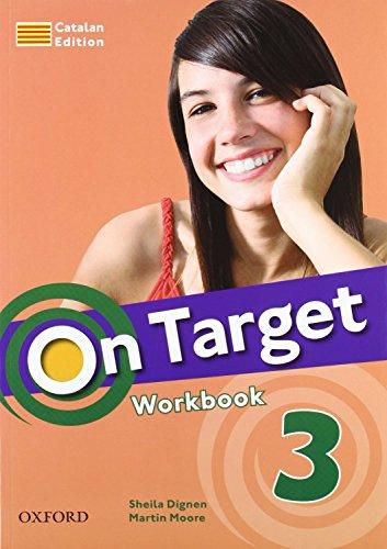 On target 3r.eso workbook: Manin, Gregory