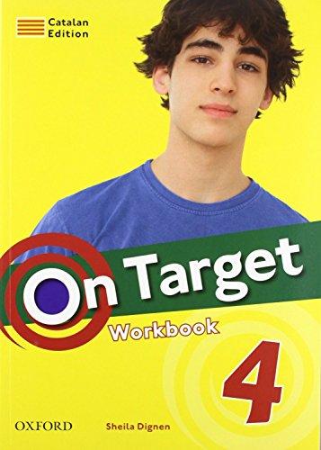 9780194850155: On Target 4: Workbook (Cat)