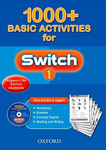 9780194851145: (10).SWITCH 1 BASIC ACTIVITIES 1000+
