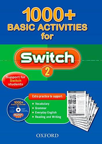 9780194851152: Switch 2: Basic Activities 1000+