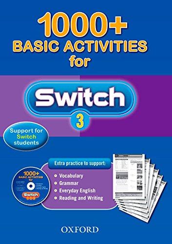 9780194851169: Switch 3: Basic Activities 1000+
