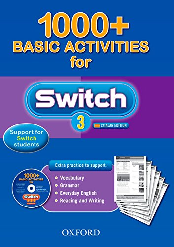 9780194851190: Switch 3: Basic Activities 1000+ catalán